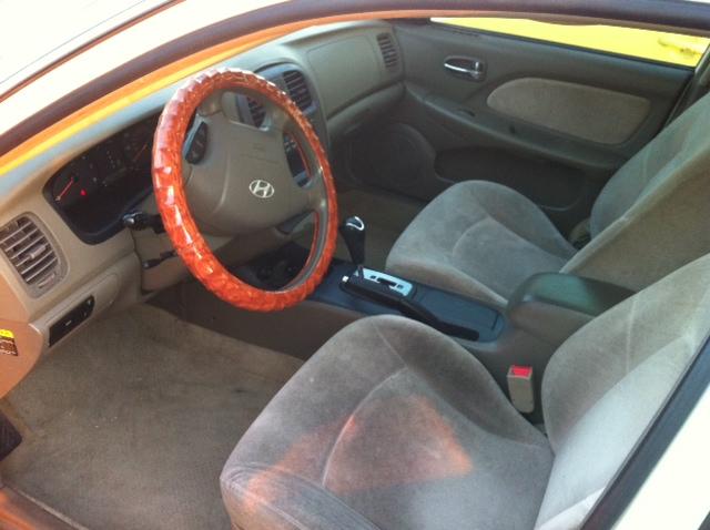 2002 Hyundai Sonata Interior Pictures Cargurus