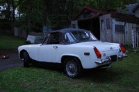 1970 MG Midget Overview