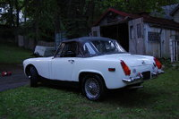 1970 MG Midget Picture Gallery