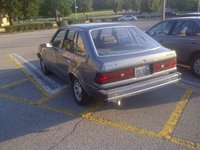 Picture of 1984 Mercury Lynx, exterior, gallery_worthy