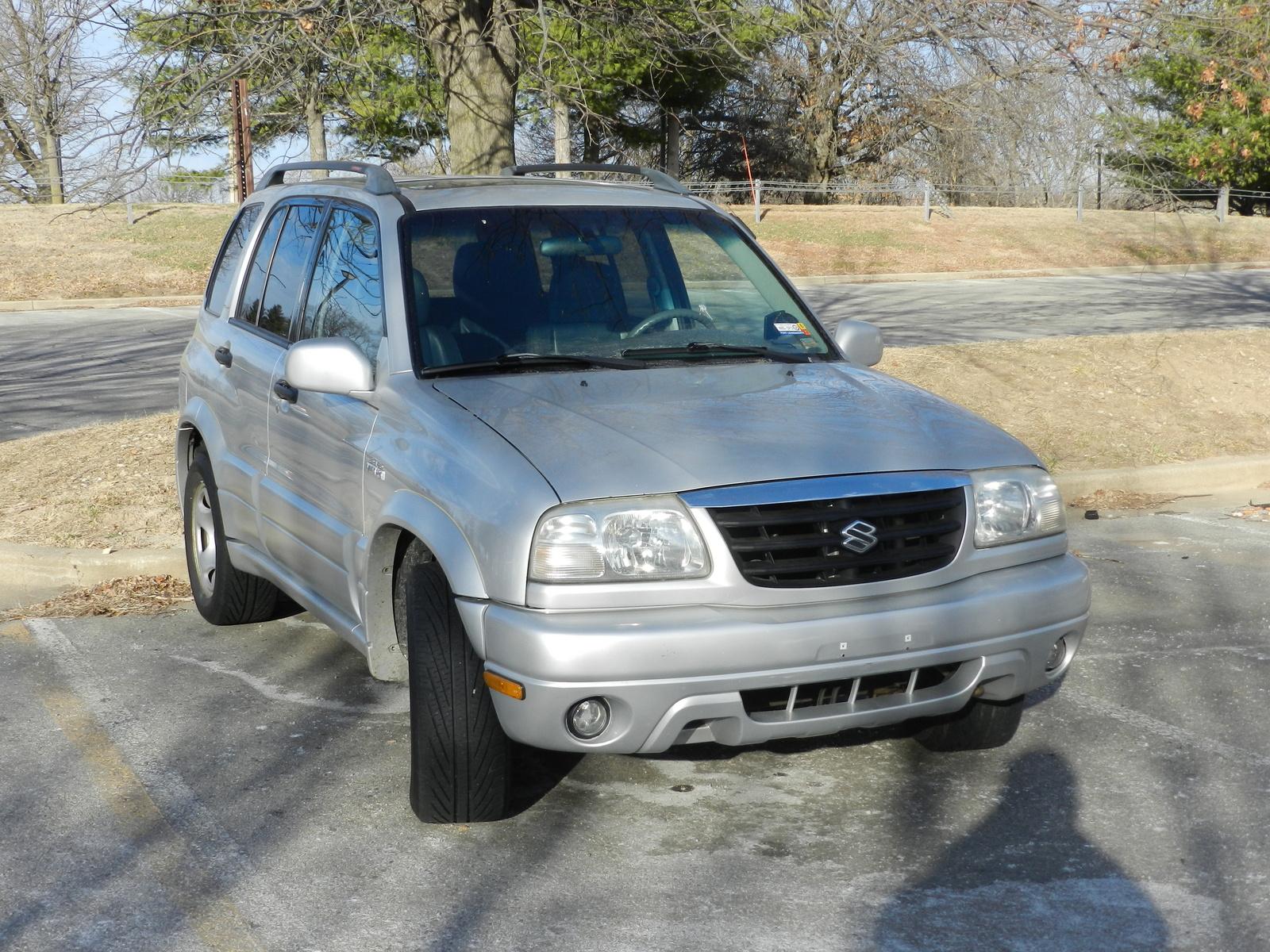 Picture of 2001 Suzuki Vitara 4 Dr JX 4WD SUV