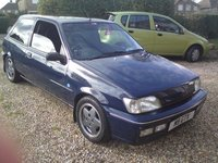 1995 Ford Fiesta Overview