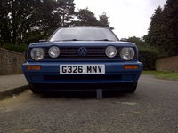 1990 Volkswagen Golf, samsung galaxy s 2 by the bumper, exterior
