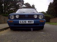 1990 Volkswagen Golf, samsung galaxy s 2 by the bumper, exterior