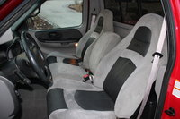 Picture of 2002 Ford F-150 SVT Lightning 2 Dr Supercharged Standard Cab Stepside SB, interior, gallery_worthy