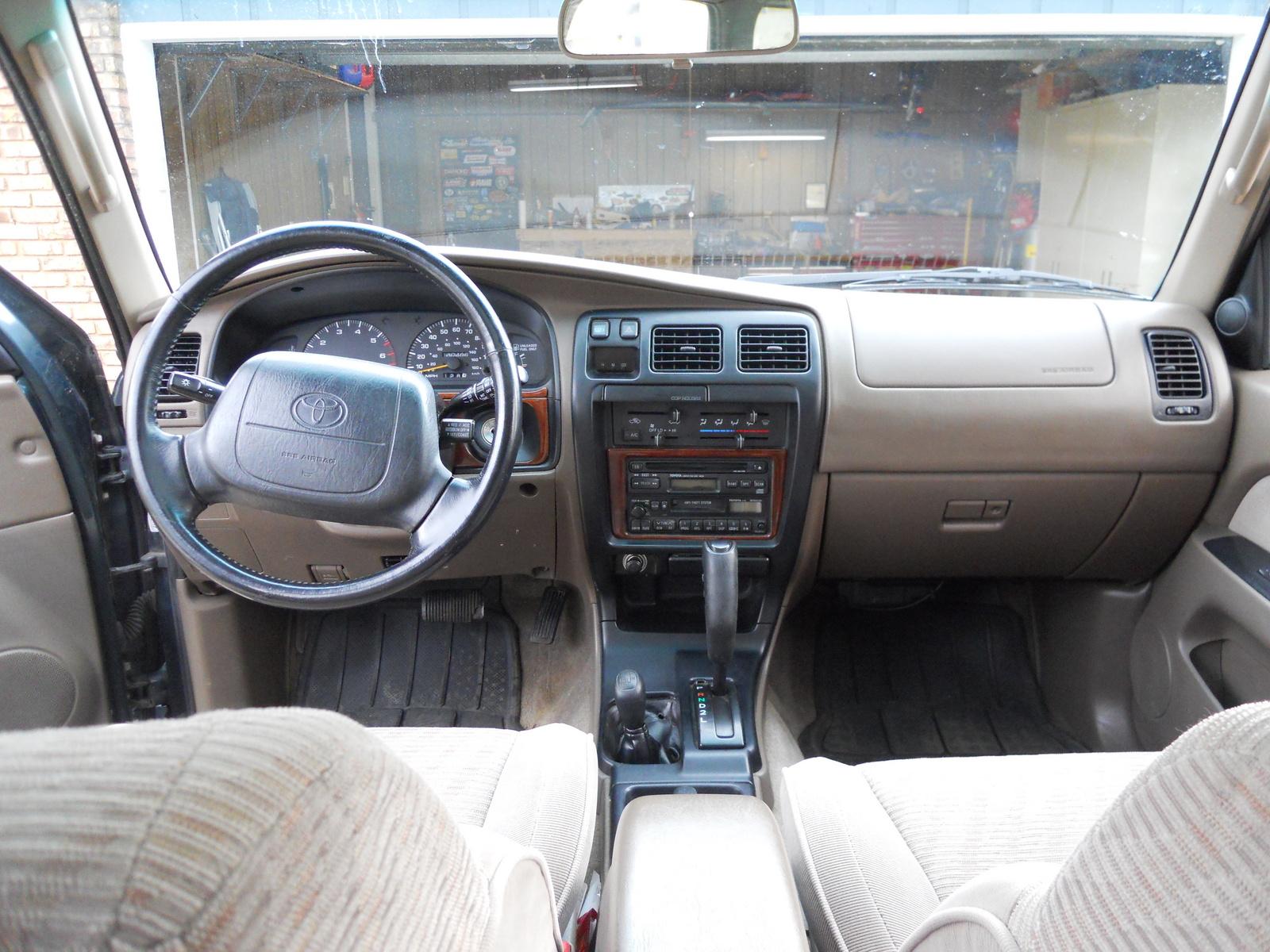 1997 Toyota 4runner Interior Pictures Cargurus