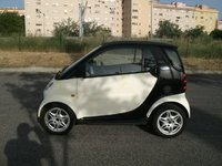 2002 smart fortwo Overview