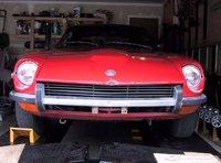 1971 Datsun 240Z Overview