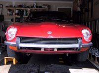 1971 Datsun 240Z Picture Gallery