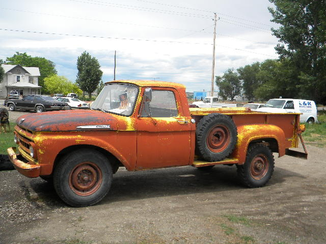 Picture of 1961 Ford F-350