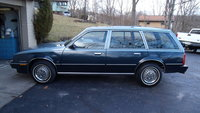 1985 Chevrolet Cavalier, 1985 Cavalier CS Station Wagon - Pittsburgh, Pa.- February 2011 39K Miles  ~Ace~, exterior
