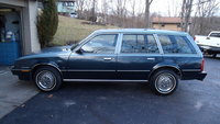 1985 Chevrolet Cavalier, 1985 Cavalier CS Station Wagon - 39k miles - February 2012 - Pittsburgh, Pa. ~ Ace ~, exterior, gallery_worthy