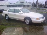 Picture of 1997 Lincoln Continental 4 Dr STD Sedan