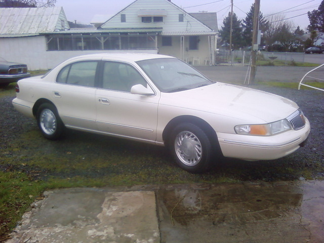 Picture of 1997 Lincoln Continental FWD, gallery_worthy