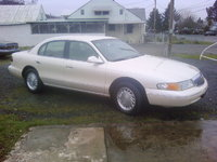 1997 Lincoln Continental 4 Dr STD Sedan picture