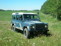 1992 Land Rover Defender Overview
