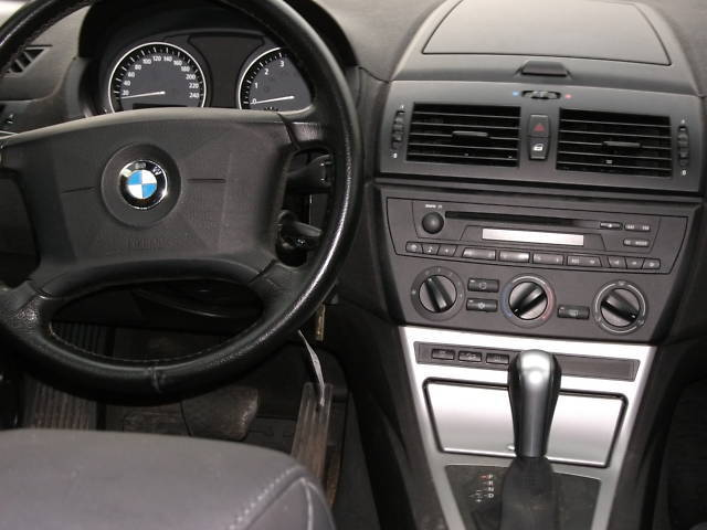 2005 Bmw X3 Interior Pictures Cargurus