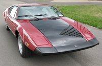 1974 De Tomaso Pantera Overview