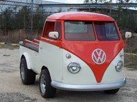 1961 Volkswagen Variant Overview