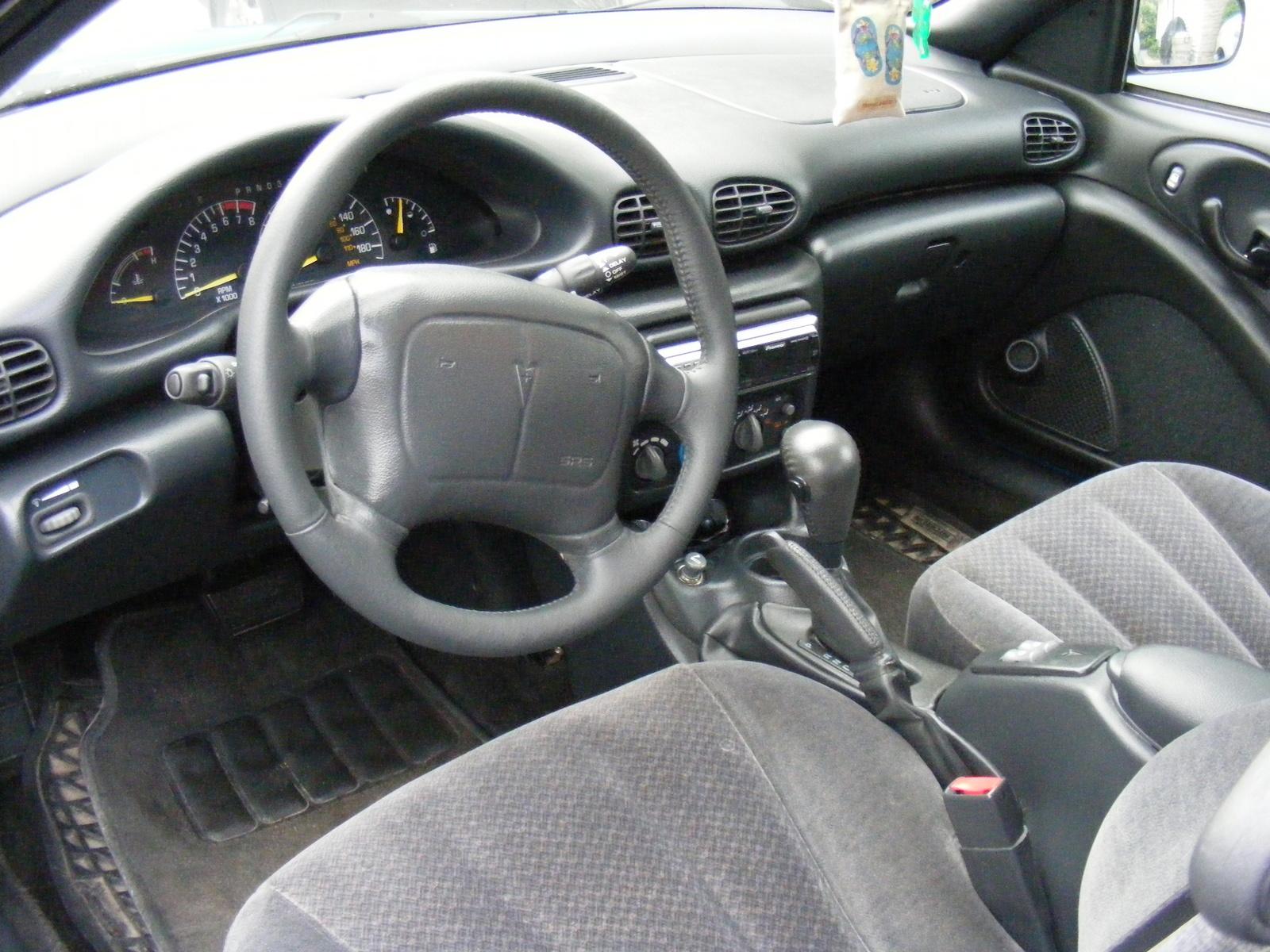 1998 Pontiac Sunfire Interior Pictures Cargurus
