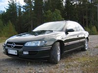 1998 Opel Omega Overview