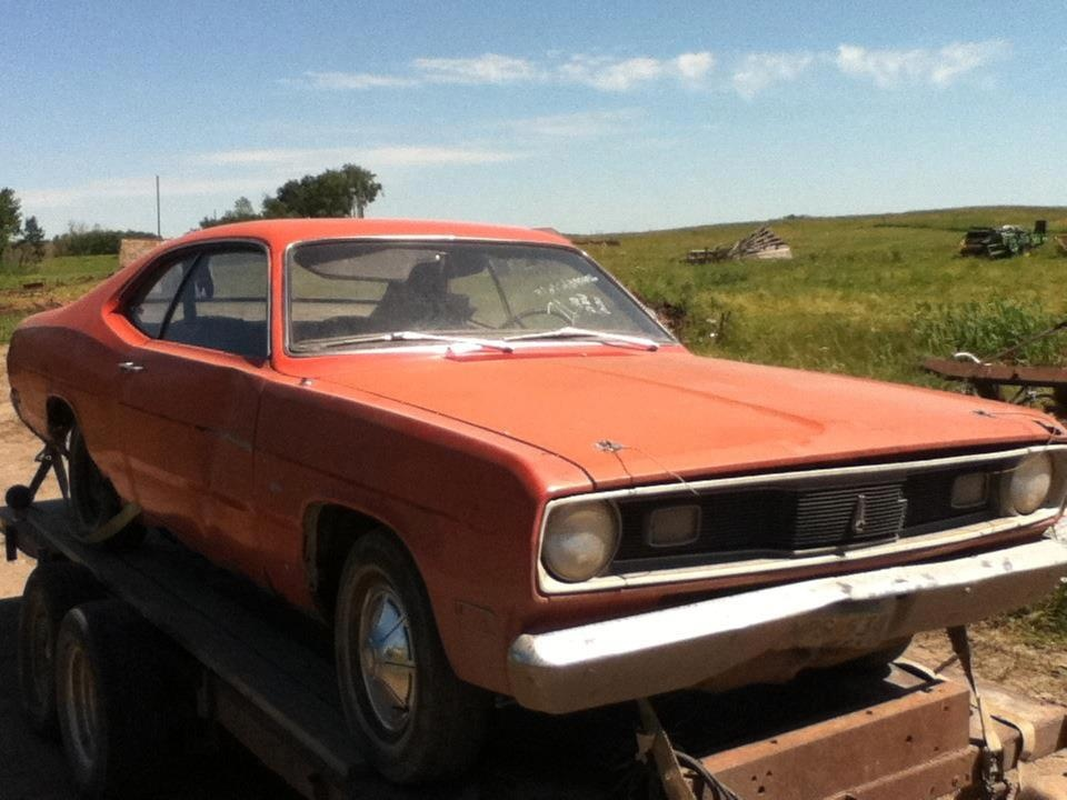 Plymouth Duster Questions - trying to restore my 71 ...