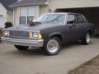 1983 Chevrolet Malibu Overview