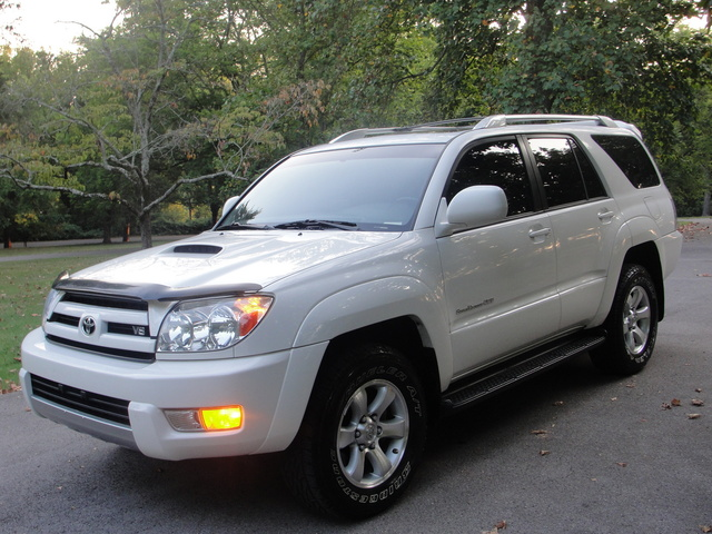 2005 toyota 4runner exterior pictures cargurus. Black Bedroom Furniture Sets. Home Design Ideas