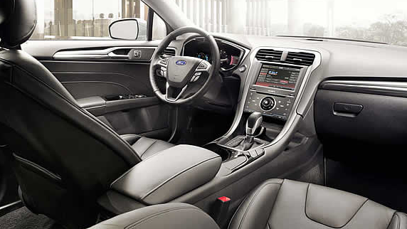 2013 Ford Fusion, Front Seat. , interior, manufacturer