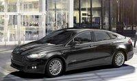 2013 Ford Fusion, Front quarter view. , exterior, manufacturer