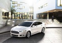 2013 Ford Fusion, Front quarter view. , exterior, manufacturer, gallery_worthy