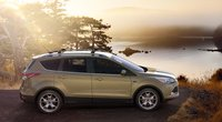 2013 Ford Escape, Side View. , exterior, manufacturer
