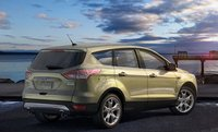 2013 Ford Escape, Back quarrter view. , exterior, manufacturer, gallery_worthy