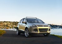 2013 Ford Escape, Front quarter view., exterior, manufacturer, gallery_worthy