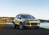 2013 Ford Escape, Front quarter view., manufacturer, exterior