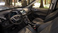 2013 Ford Escape, Front Seats. , interior, manufacturer