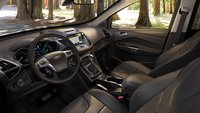 2013 Ford Escape, Front Seats. , manufacturer, interior