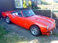 1967 Triumph GT6 Picture Gallery