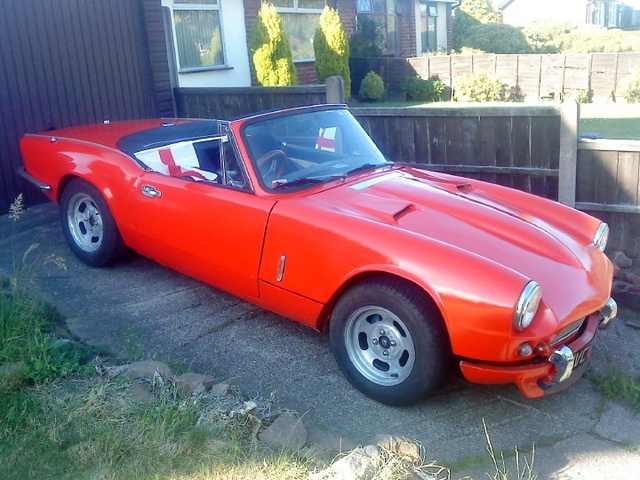 Picture of 1967 Triumph GT6