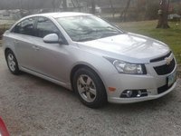2012 Chevrolet Cruze Picture Gallery