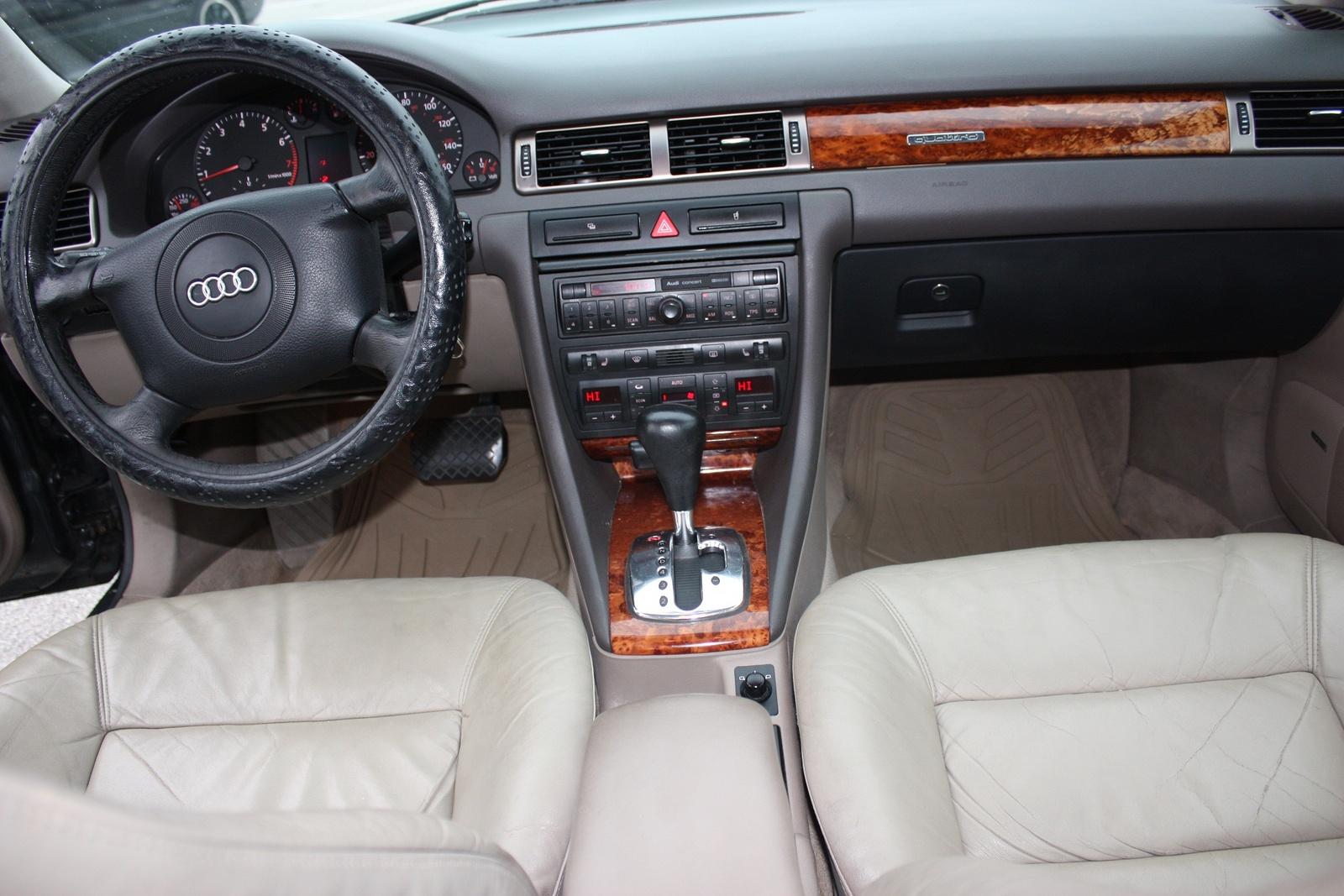 1999 Audi A6 Pictures Cargurus