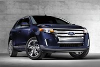2013 Ford Edge, Front quarter view. , manufacturer, exterior