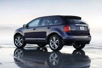 2013 Ford Edge, Back quarter view. , exterior, manufacturer