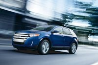 2013 Ford Edge, Front quarter view. , exterior, manufacturer
