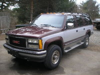 1993 Chevrolet Suburban Overview