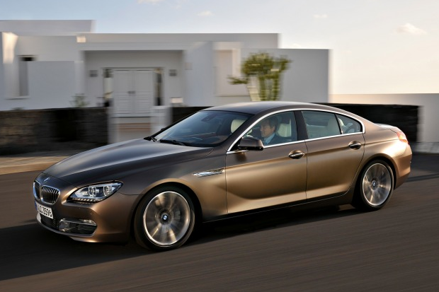 2013 BMW 6 Series, Front quarter view. , exterior, manufacturer