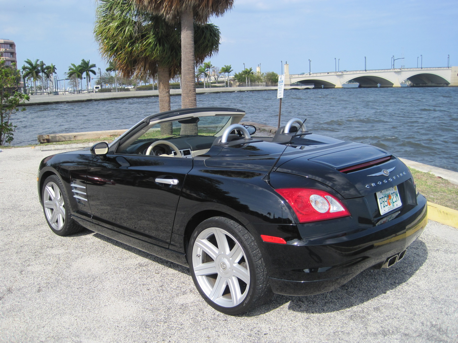 Picture of 2008 Chrysler Crossfire Limited Roadster, exterior