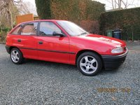 1989 Vauxhall Astra Overview