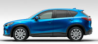 2013 Mazda CX-5, Side View, exterior, manufacturer