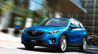 2013 Mazda CX-5 Overview